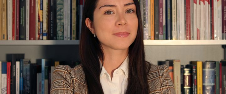 Daniela Carrasco expondrá en Bolivia sobre Equidad de Género