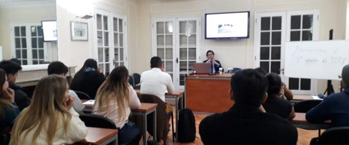 Con éxito comienza segundo semestre de cursos de formación en la FJG