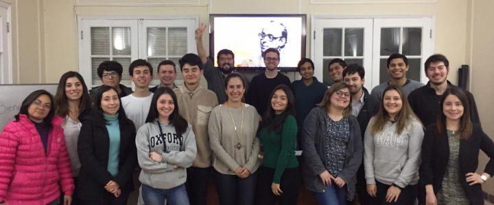 Con éxito finaliza nuevo ciclo de TCP en Santiago