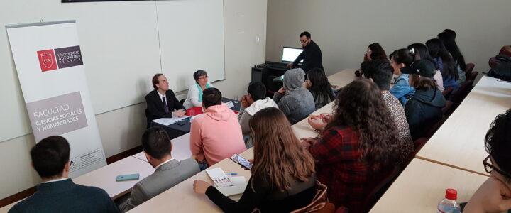 Director del Área Legislativa expuso en favor de la flexibilidad laboral en la Universidad Autónoma