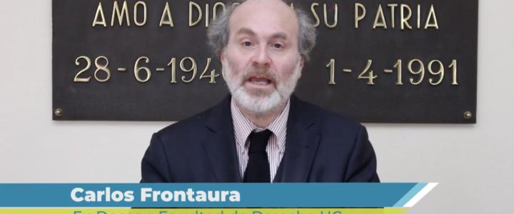 Carlos Frontaura en Taller de Coyuntura