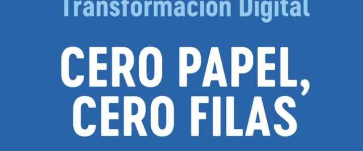 #TransformaciónDigital