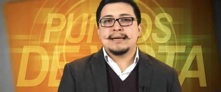 Benjamín Cofré en Biobío TV (17 de junio)