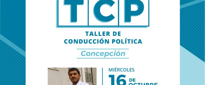 22 alumnos se graduaron del Taller de Conducción Política en Concepción