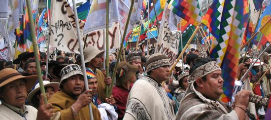 Proceso constituyente: Paridad, cuotas indígenas e independientes