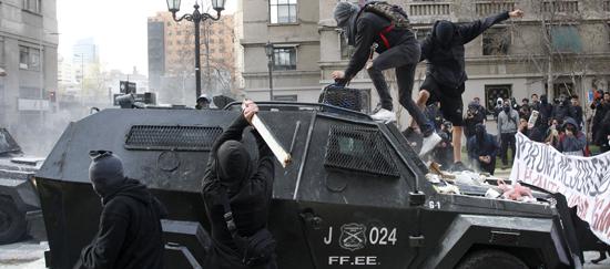 Seguridad e inteligencia en Chile: algunas aproximaciones al momento político