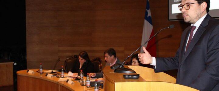 Emiliano García se refiere a rol del Gobierno en proceso constituyente