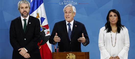 Dos años de gobierno de Chile Vamos: Gobernar en medio de la anomia
