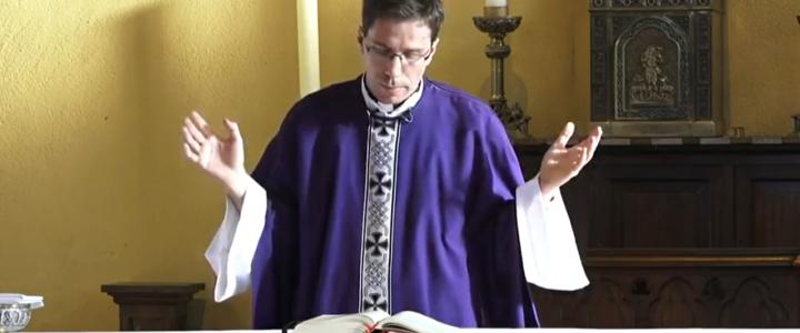 Fundación Jaime Guzmán realiza por streaming misa en honor a Jaime Guzmán