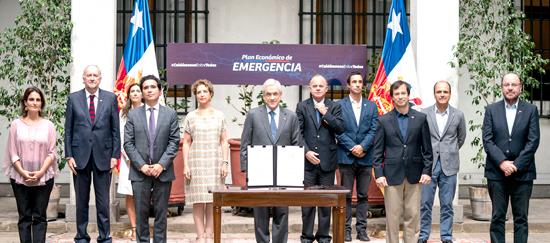 Mirada Política: Plan de Emergencia Económica del Gobierno