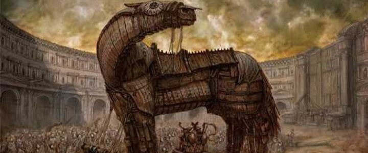 Un nuevo Caballo de Troya