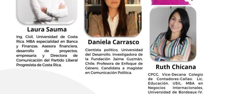 Daniela Carrasco participará en evento del Perú