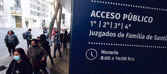 Pensiones de alimentos en Chile: Un foco de vulnerabilidad social