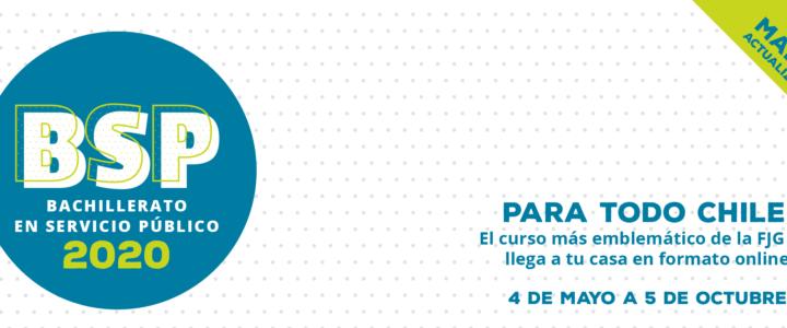 Finaliza Bachillerato en Servicio Público 2020