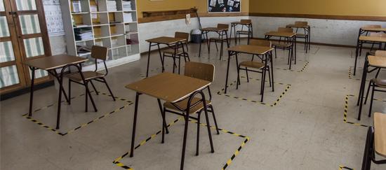 Retorno a clases: la educación  en contexto de pandemia