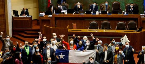 Resultados del plebiscito constitucional y sus efectos en el parlamento
