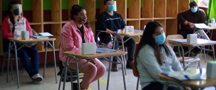 Educación en tiempos de pandemia: En busca de un objetivo común