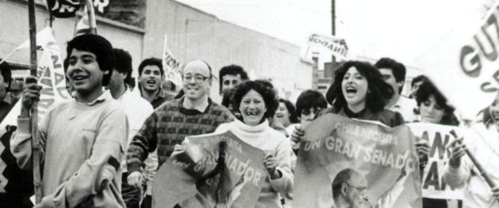 Jaime Guzmán: El camino del liderazgo